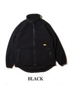 COLD WEATHER FLEECE JACKET -ND Ver. <BLACK L>