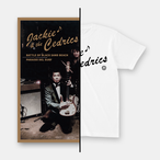 "【限定】送料無料!(特典付き)T-shirt Set『Battle Of Black Sand Beach』Jackie & The Cedrics (GUR-707 / 7"")"