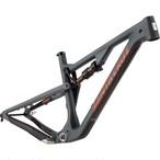 SANTA CRUZ BICYCLES サンタクルズ バイシクルズ Tallboy トールボーイCARBON FRAME サイズM Dark Grey & Rust