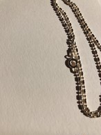 Silver925 Simple Chain Necklace