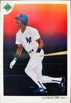 MLBカード 91UPPERDECK Roberto Kelly #049 YANKEES LIST
