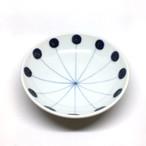 【砥部焼/五松園窯】4寸鉢(ヨーヨー)