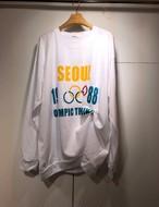 予約注文商品 ソウルオリンピックロングT  ★UNISEX  ロングTシャツ ロンT 韓国ファッション