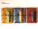 【受注生産】手帳カバー/文庫本サイズ02(ほぼ日手帳 オリジナル)25カラーパターンからお選び頂けます