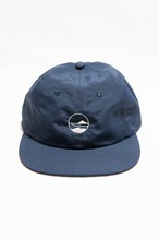 Chilly Source Logo Nylon Cap 【Navy】