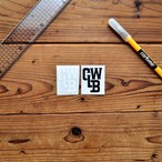 carbonic CLBW cutting sticker (S)