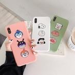 Cute friend iphone case