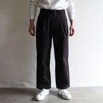 STILL BY HAND【mens】cotton  gabar pants