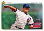 MLBカード 92UPPERDECK Flank Castillo #526 CUBS
