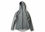 【Answer4】 Power Grid Full-Zip Hoodie (Gray)