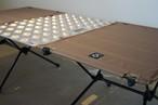 Helinox (ヘリノックス)タクティカルテーブル(M.S.テーブルワン)用シマ板天板。