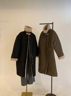 羊毛ロングぺディン ロングコート アウター コート  韓国ファッション