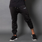 LIVE FIT Tech Joggers - Black SF1100