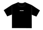 ビッグシルエットTシャツ(刺繍ロゴ入り)
