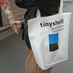 tote bag : tiny shell