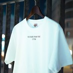 """SUCKER FOR YOU"" white tee"
