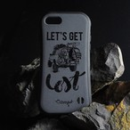 CAMPS iphoneケース【Let's get Lost】LAND CRUISER80