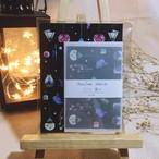 星集めのランプ ミニレターセット