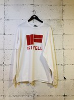 【IF I FELL】LOGO ロンT