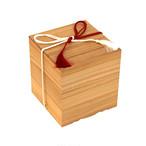杉重箱7寸 印籠タイプ 3段
