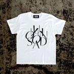 ノーマルオンス・メインロゴTシャツ (ホワイト)