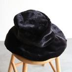 HICOSAKA【 mens 】eco fur hat