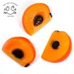 柿 カット 食品サンプル マグネット