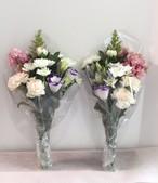 仏花の花束 一対