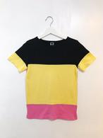 Colorful Tee【カラフル2WAY ロングTシャツ】L01
