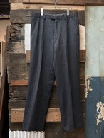 80's christian dior monsieur wool slacks