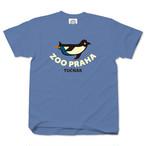 ZOO PRAHA PENGUIN strong blue