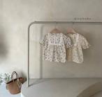 【予約販売】Emily blouse〈monbebe〉