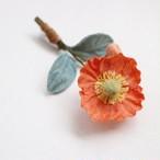 橙色のポピー 【April】