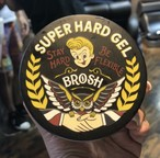 BROSH スーパーハードジェル 200g BROSHオリジナルの香り