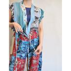 【RehersalL】ethnic frill blouse(light 5) /【リハーズオール】エスニックフリルブラウス(ライト 5)