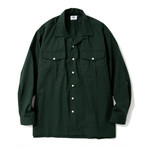 "Just Right ""Safari Shirt"" Green"