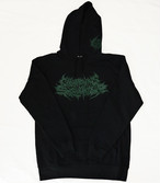 Gluttonous Slaughter Logo Hoodie Green