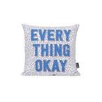 クッション / Okay Cushion 45×45cm (オーケー) / WOOUF! BARCELONA (ウーフバルセロナ)
