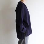 UNION LAUNCH【 womens 】gabardine sailor shirts
