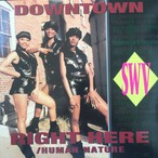 SWV ‎– Downtown / Right Here (Human Nature)