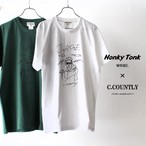 【C.COUNTLY別注!!】Honky Tonk weac. NATURE JORGE 2カラー