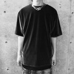 【UNISEX】ベルベットT  VELVET TEE / Grey