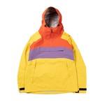 <予約商品>2021unfudge snow wear // SMOKE ANORAK // YELLOW