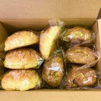 新商品よもぎパン・メロンパンセット(送料無料・一部地域を除く)
