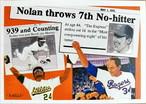 MLBカード 91UPPERDECK Ricky Henderson & Nolan Ryan #SP2
