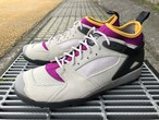 NIKE AIR REVADERCHI (GRANITE/BLACK-RED PLUM)