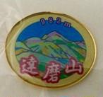 達磨山 バッジ