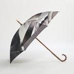 晴雨兼用日傘・長傘 -BLOCK DURING A WAVE - 1color