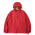 "Just Right ""Easy Anorak"" Red"