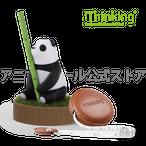 【 iThinking 】ラチェットドライバーセット パンダ台座付(1.5mソフトメジャー)